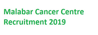Malabar Cancer Centre Recruitment 2019-at www.mcc.edu.in 01 Lecturer Vacancies | Application Form