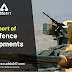 Info on import of Defence Equipments