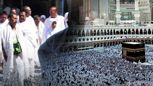 Jika Haji Batal, Calon Jamaah Tarik Uang Setor Lunas Masih Terdaftar Tahun Depan