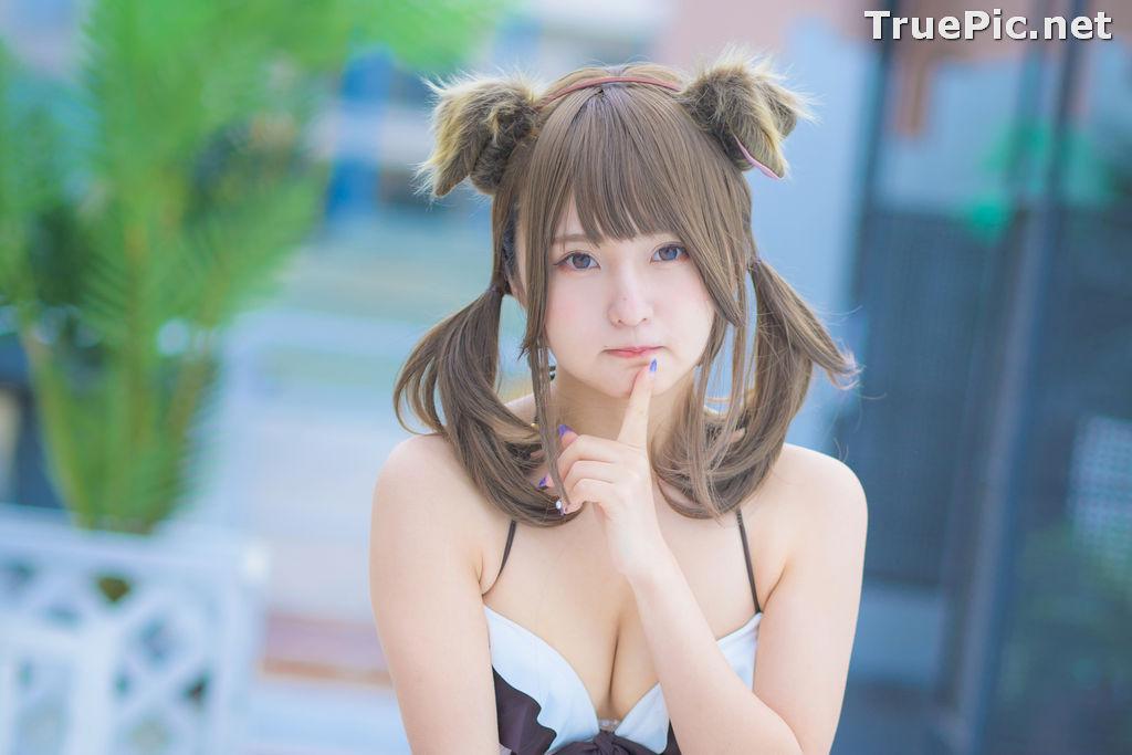 Image Japanese Cute Model - Ennui Mamefu - Chobit Cosplay - TruePic.net - Picture-1