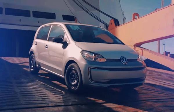 Volkswagen e-Up! elétrico chega à América Latina, começando pelo Uruguai