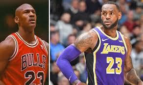 King James vs. Air Jordan who is the Goat?