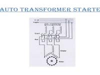 Apa itu Auto Transformer Starter?