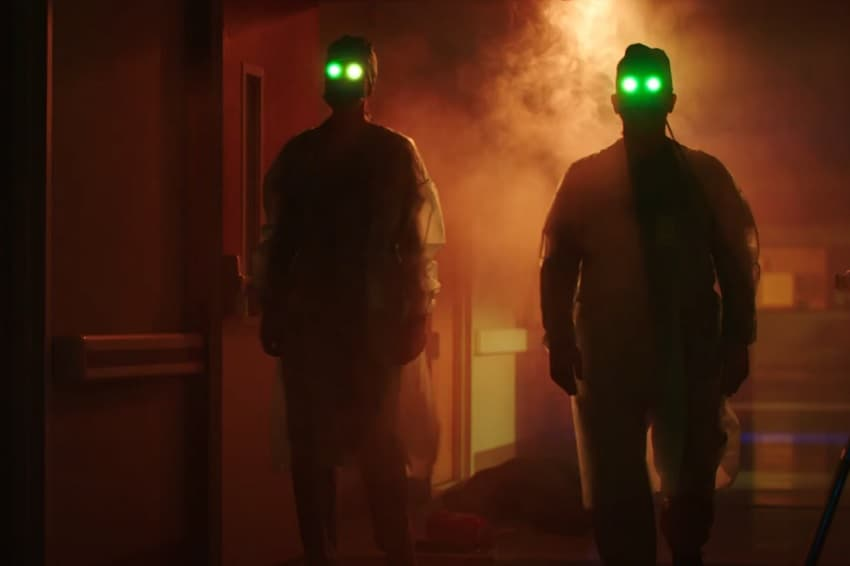 Shudder показал трейлер третьего сезона хоррор-антологии «Калейдоскоп ужасов»