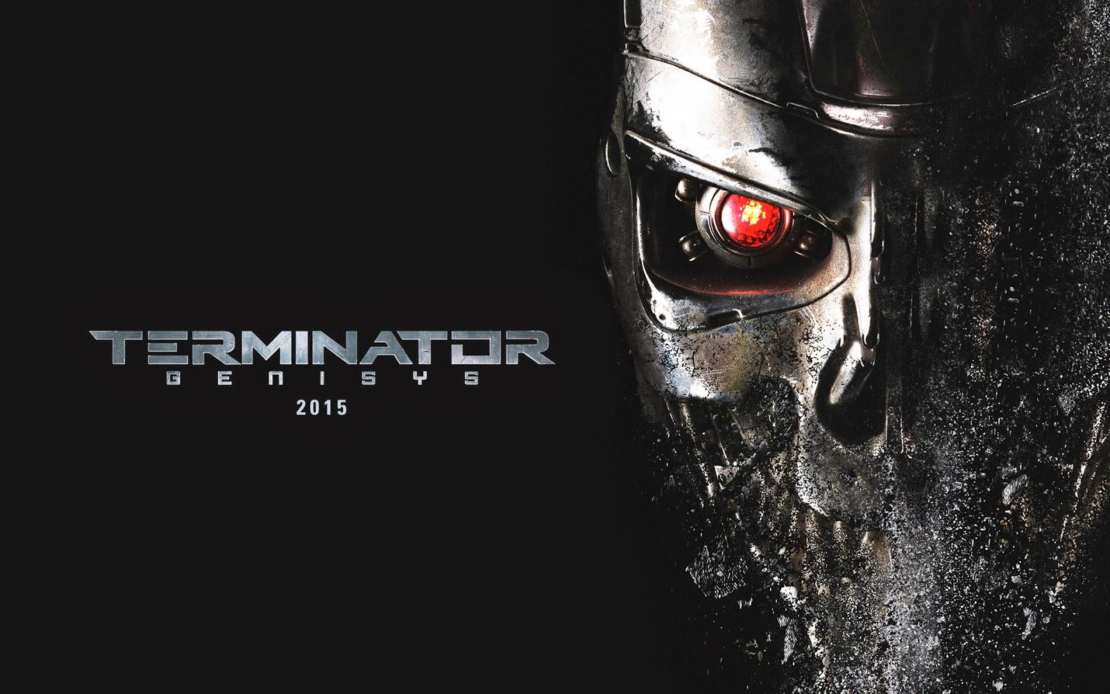 Terminator Genisys 2015 Wallpaper - KFZoom