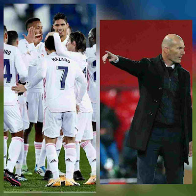 Real Madrid Lolos Semifinal, Zidane: Jangan Puas Dulu Sebelum Juara