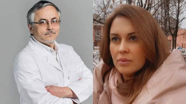 Главный нефролог Питера расчленил супругу и женился на любовнице