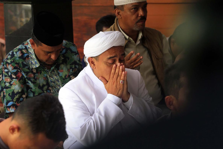 Kutip 3 Ayat Al-Qur'an, Habib Rizieq Ingatkan Hakim Agar Adil