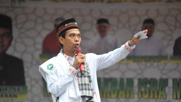 Ustaz Abdul Somad Raih Gelar Profesor dari Universitas di Brunei Darussalam