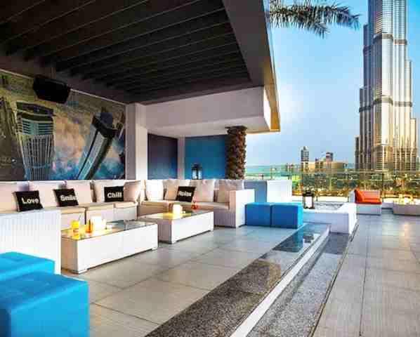 فندق سوفيتيل داون تاون دبي