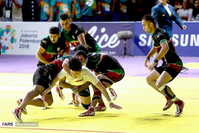 The General Guidelines of Kabaddi Game