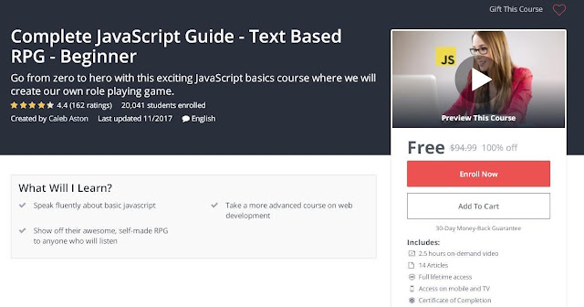 Complete JavaScript Guide