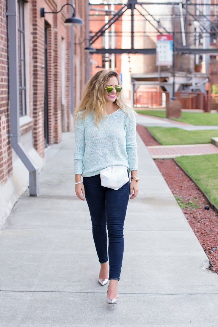 Raleigh Style and Lifestyle Blogger Bedazzles After Dark