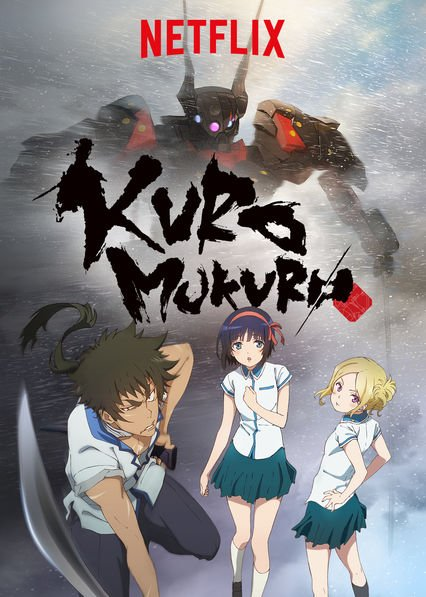 Kuromukuro 1ª Temporada Torrent – WEBRip 720p Dual Áudio Download