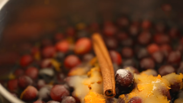 Best Thanksgiving Side Dishes Cranberry Sauce
