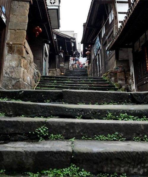 เมืองโบราณซีถัว (Xituo Ancient Town)