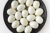 Cómo pelar huevos fácilmente