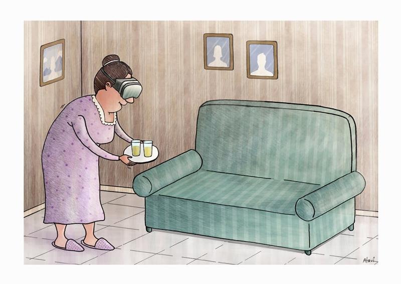 37. Aydın Doğan Uluslararası Karikatür Yarışması'nın Kazananları Belli Oldu