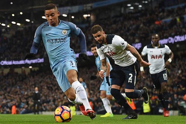 Assistir Manchester City x Tottenham Ao Vivo na TV HD