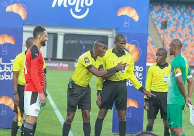 المنتخب المصري يفوز على جزر القمر 4-0 في ختام تصفيات كأس الأمم الإفريقية