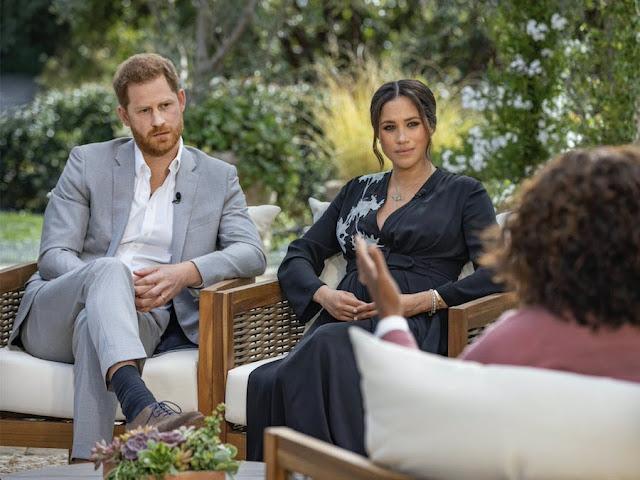 15 признаний из интервью Меган Маркл и принца Гарри, после которых все возненавидели королевскую семью
