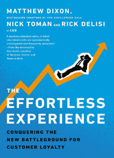 The Effortless Experience: Conquering the New Battleground for Customer