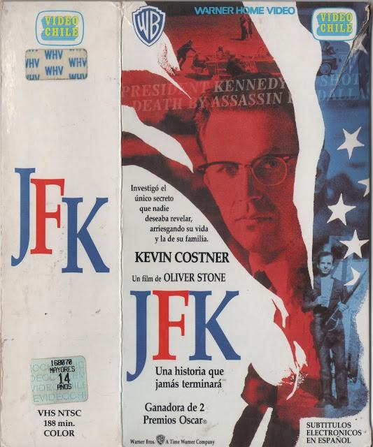 Pelicula: JFK (1991)