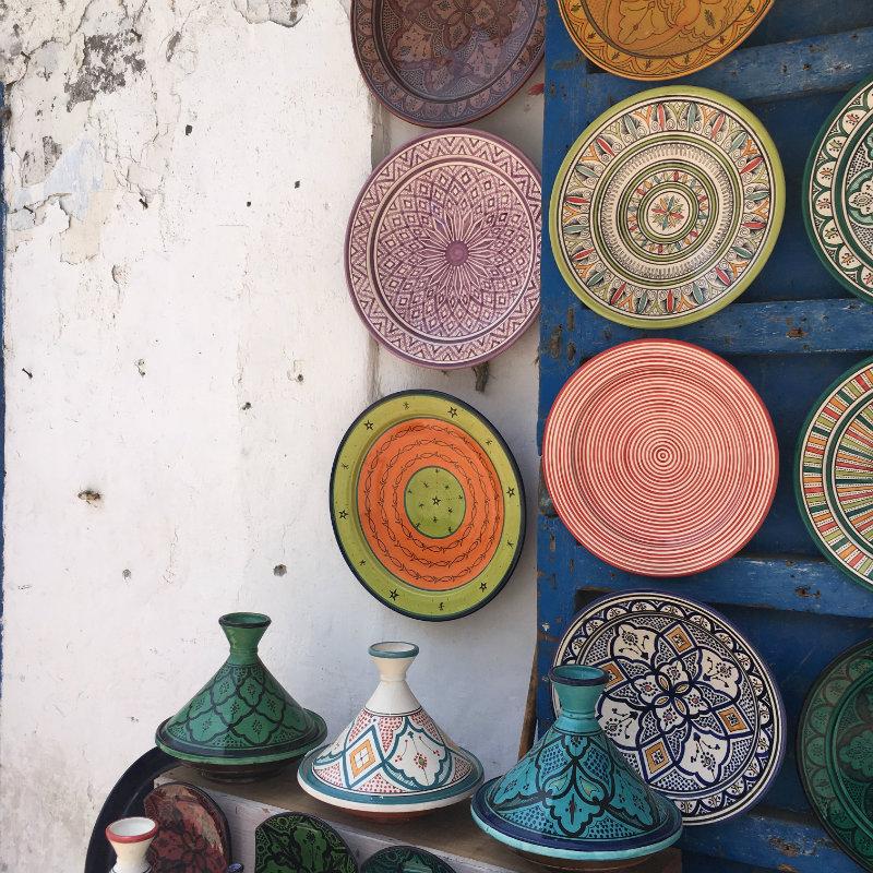 Een dag in Essaouira