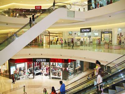 Trung tâm mua sắm Vinhomes Dreamland - Vincity