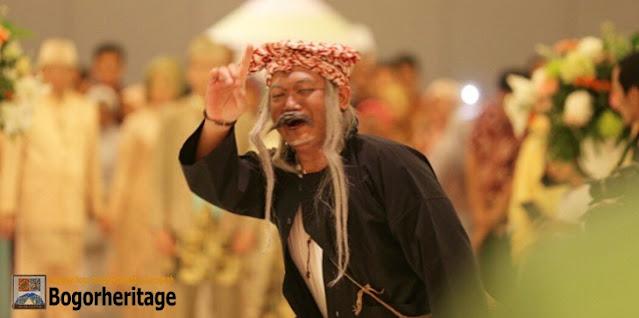 Mengenal Ki Lengser Dalam Upacara Adat Sunda