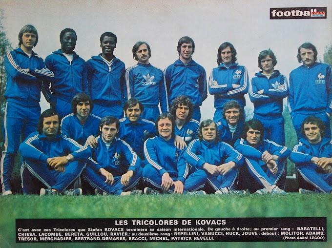 FRANCE 1974.