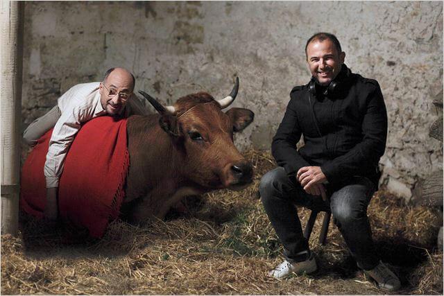 Fotograma: La vaca (2016)