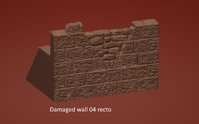 Damaged Wall Sections picture 5