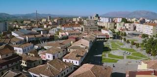 Coriza ,  la città della serenata albanese  ( Video 2017 )