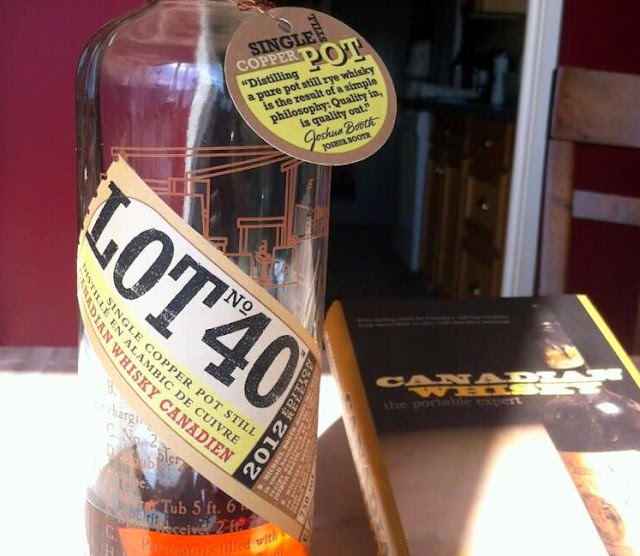 Canadian Whisky Review