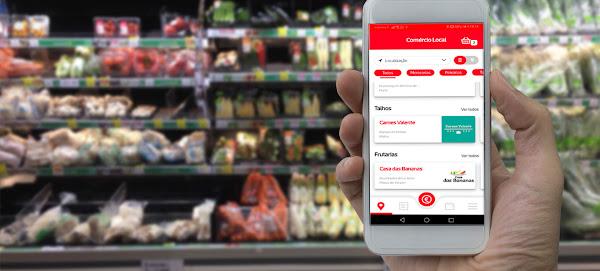CTT Comércio Local - Uma aplicação para apoiar a economia local
