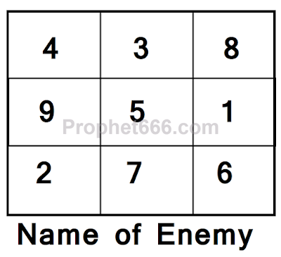 Yantra to Uproot and Throw Away Enemies