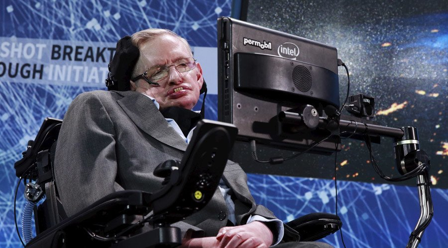 Larry King's Conversation with Stephen Hawking