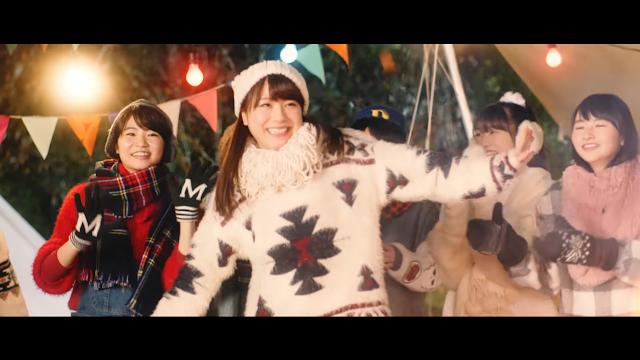 モーニングみそ汁MVでの石田亜佑美の衣装の画像