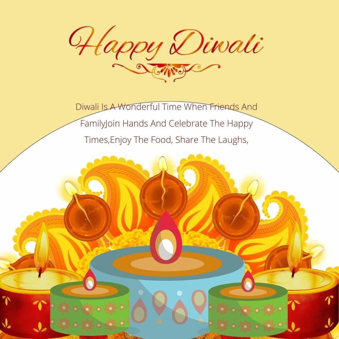 happy diwali wishes english