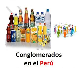 Conglomerados en el Perú