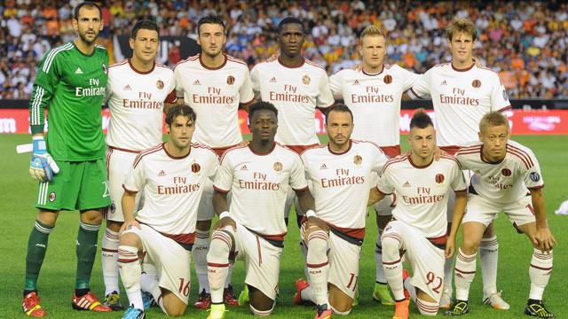 Skuad AC Milan 2016/2017   Livebolaku