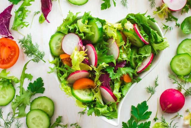 Hành thiện  và ăn chay đúng cách sẽ giúp bạn đẹp hơn mỗi ngày