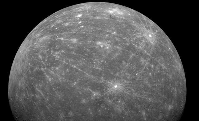 Tiene más cráteres que los otros planetas