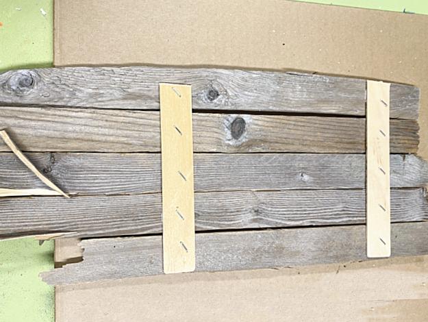 driftwood pallet