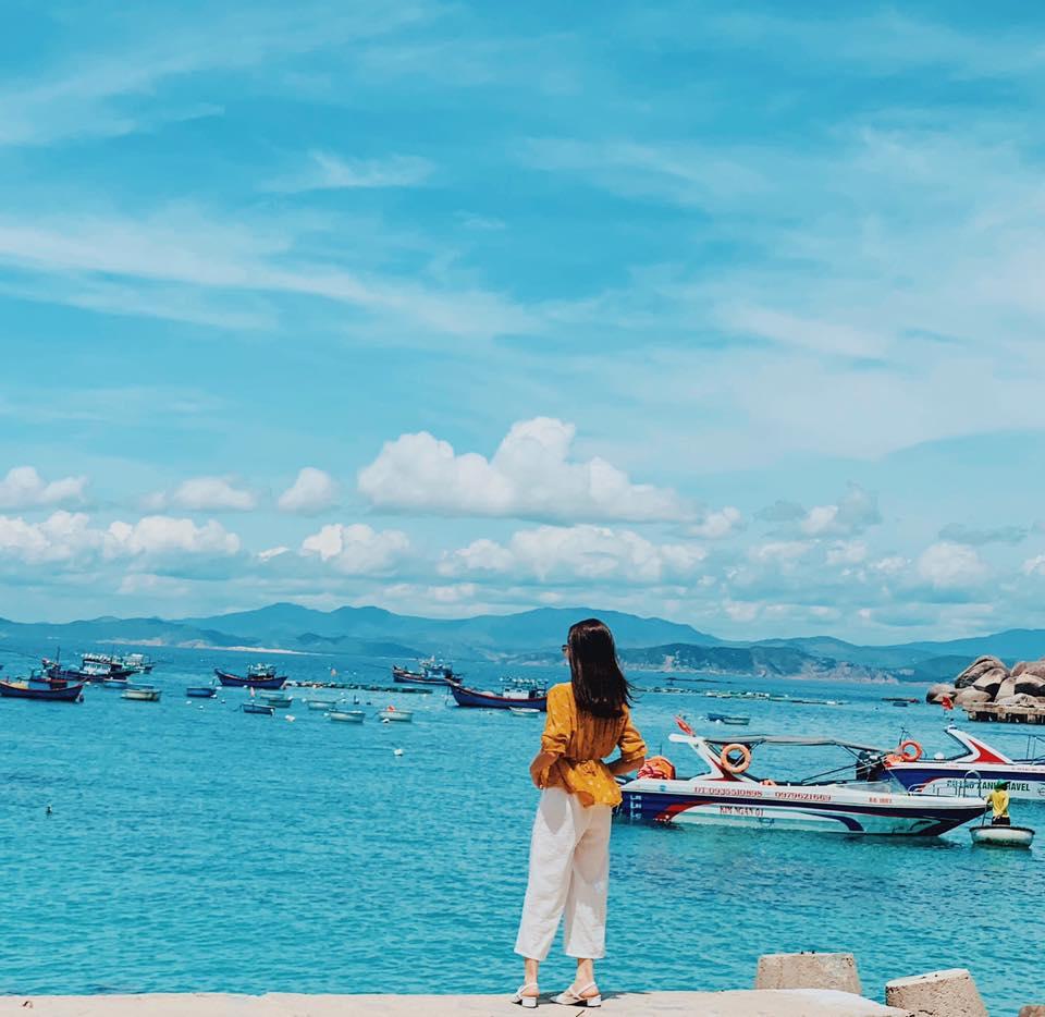 Bí kíp du lịch Cù Lao Xanh từ A - Z