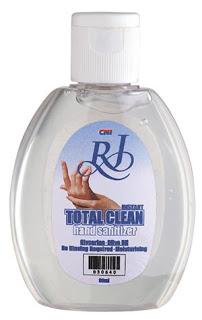 Hand Sanitizer...