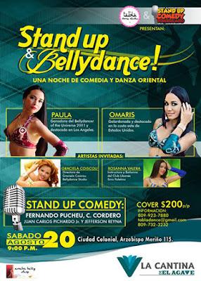 Show Festival Bellydance Danza Oriental Republica Dominicana Santo Domingo