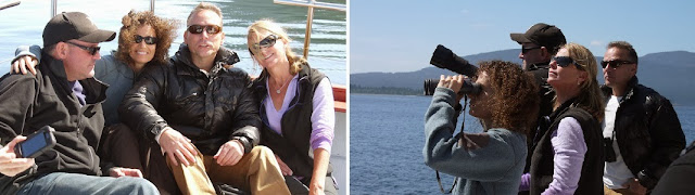 Samantha Berg Carol Ray Dean Gomersall Jeffrey Ventrea Ex SeaWorld Trainers in CNN Blackfish 2013 documentary