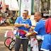 Membludak, Ribuan Peserta Ikuti Gowes Nusantara 2019 di Payakumbuh
